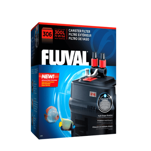 fluval 306 canister filter – reptile city